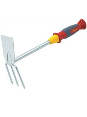 Wolf-Garden Double Hoe (Fixed Handle) - LN2K