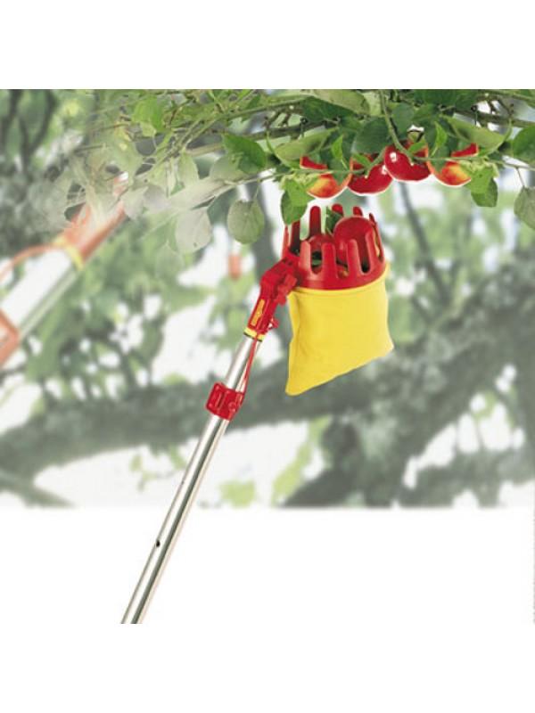 Wolf-Garten Multi-Change Adjustable Fruit Picker