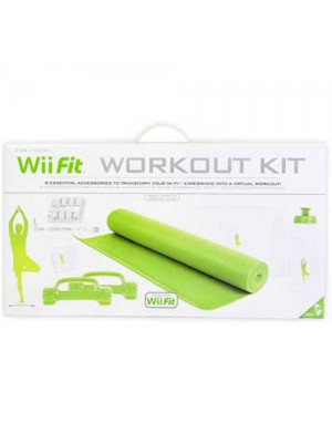 Wii Fit Workout Kit for Nintendo Wii Fit