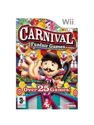 Nintendo Wii Game Carnival: Funfair Games