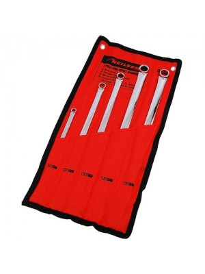 Mechanics 5pc Spanner Set - Extra Long - Box End