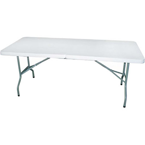 6 Foot Folding Table Nps Commercialine Plastic