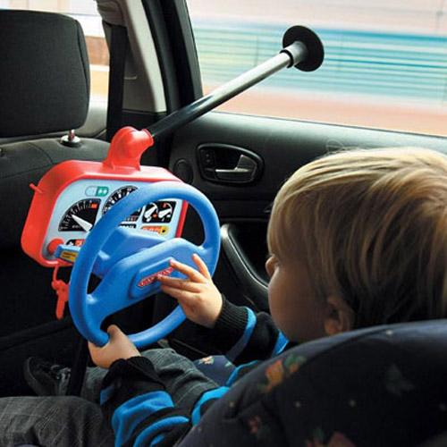 Car Seat Toy Steering Wheel : Toy steering wheel for car seat ebay autos we