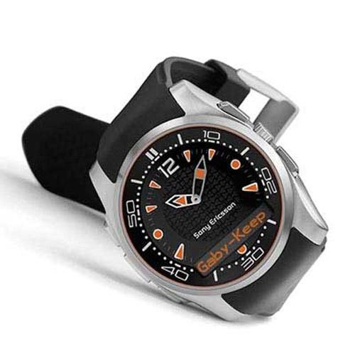 Sony Ericsson MBW-150 Music Bluetooth Wrist Watch (UK)