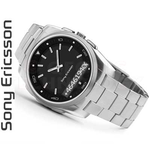Sony Ericsson MBW-150 Executive Bluetooth Wrist Watch