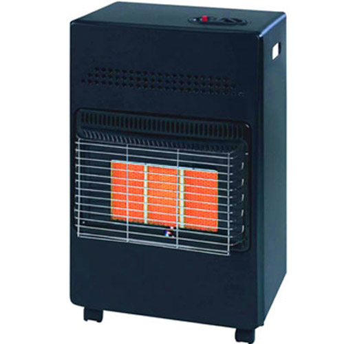 4 2kw calor gas portable cabinet heater fire butane fire. Black Bedroom Furniture Sets. Home Design Ideas