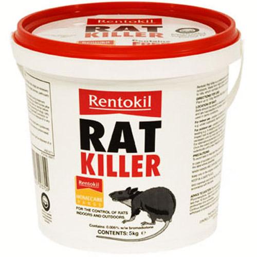 poison à rat