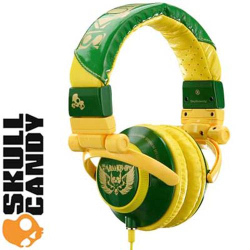 Beats wireless headphones in green - Skullcandy Lowrider Headphones (Rasta) Overview