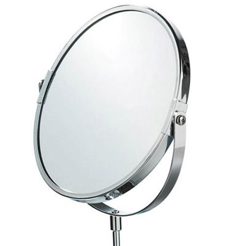 Swivel Double Sided Cosmetic Shaving Bathroom Mirror Chrome Coil Designer Gift Ebay