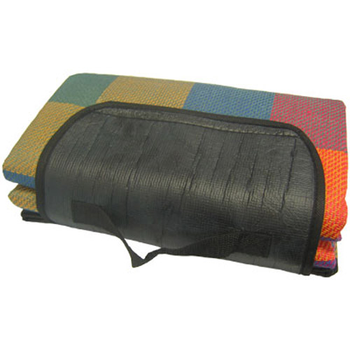 PASTEL WATERPROOF PICNIC BLANKET CAR CAMPING TRAVEL RUG