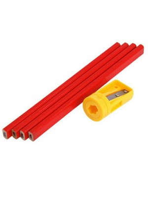 Carpenters Pencils and Sharper Pro Quality Woodworking Pencil