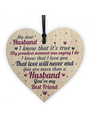 Anniversary Card Husband Gift For Him 1st 2nd 3rd 4th Gift Idea