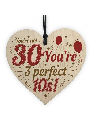 30th Birthday Funny Gifts For Men Women Brother Sister Friend