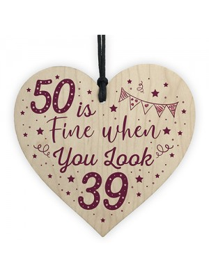 50th Birthday Gift For Him For Her 50th Birthday Gift For Women