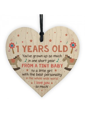 1st Birthday Gift For Daughter 1st Birthday Decoration 1st Card