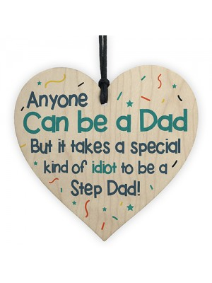 Novelty Step Dad Gifts For Fathers Day Gifts Funny Gift Ideas