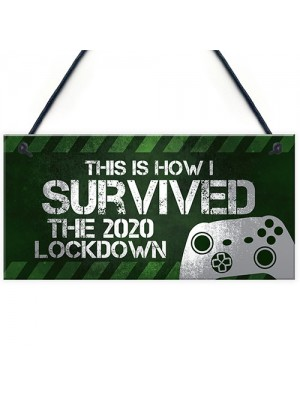 Novelty Gaming Lockdown Gifts Gamer Gifts For Brother Son Dad