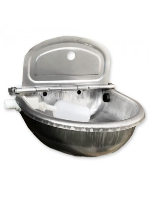 Stainless Steel Water Trough Bowl Automatic Drinking Drinker