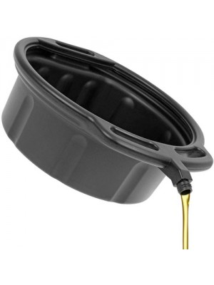 OIL COOLANT & GEARBOX FUEL DRAIN PAN TRAY 16 Litre Capacity