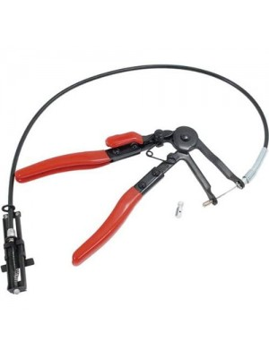 Brand New Flexible Long Reach Hose Clamp Pliers Snap Type