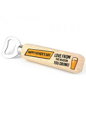Novelty Fathers Day Gifts For Dad Daddy Grandad Bottle Opener