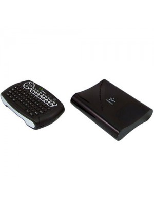 Wireless Media Player & Keyboard - For The Internet,Music,Movies