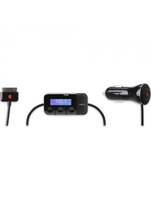 Griffin iTrip Auto Refresh for iPhone iPod - Black