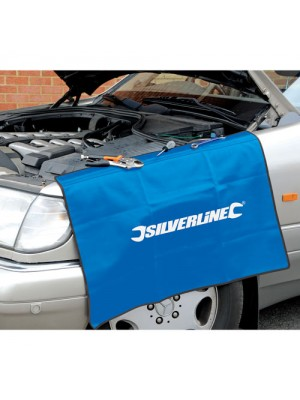 Silverline Magnetic Car Body Wing Protector