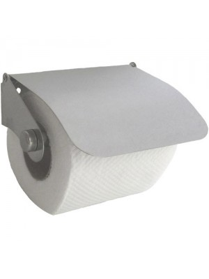 Wall Mounted Modern Chrome Single Toilet Roll Paper Holder