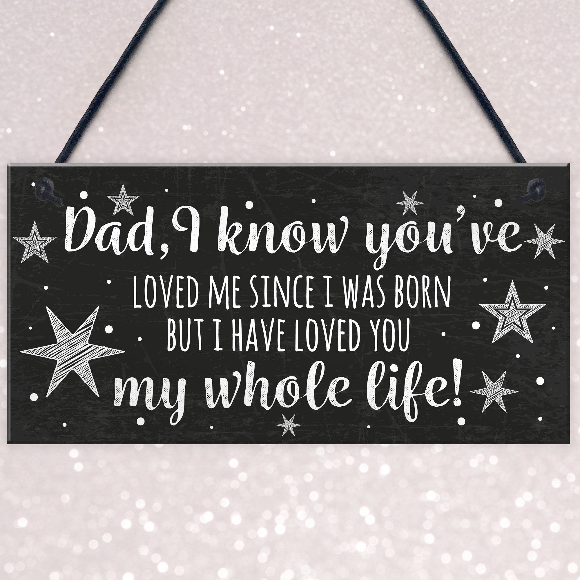Details About Daddy Gifts From Daughter Dad Novelty Son Birthday Christmas Presents