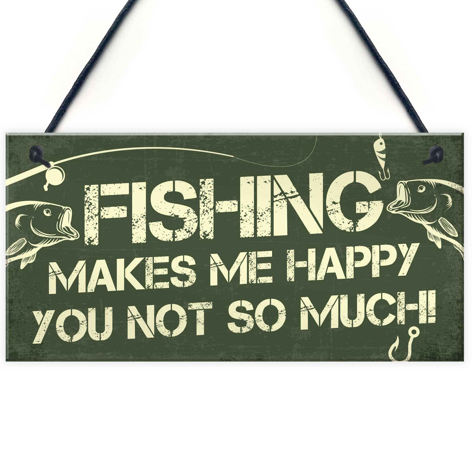 Details About Funny Novelty Fisherman Fishing Gifts For Men Birthday Gift Idea Dad Grandad